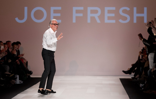 Toronto Fashion Week: Joe Fresh spring 2014