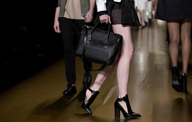 Toronto Fashion Week: Mackage spring 2014