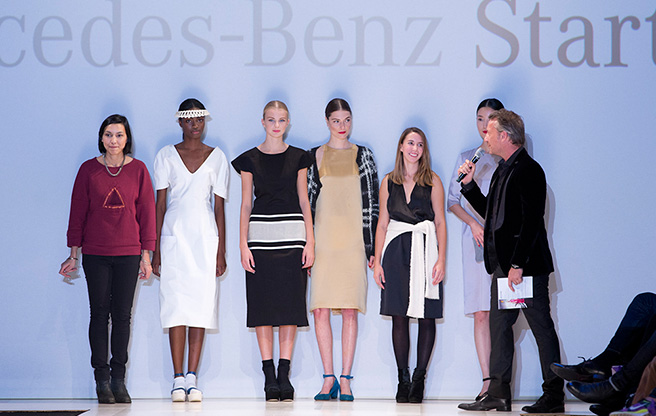 Toronto Fashion Week: Mercedes-Benz Start Up finalists show
