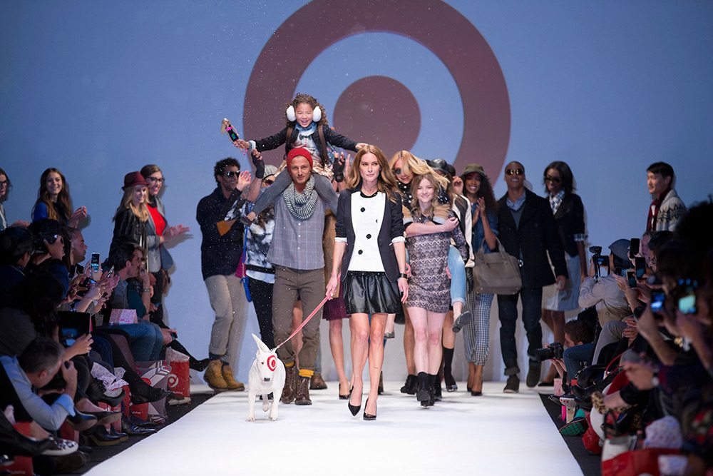 Toronto Fashion Week: 44 looks you can buy now from Target's holiday-themed runway show