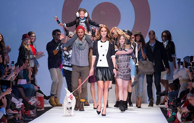 Toronto Fashion Week: Target spring 2014