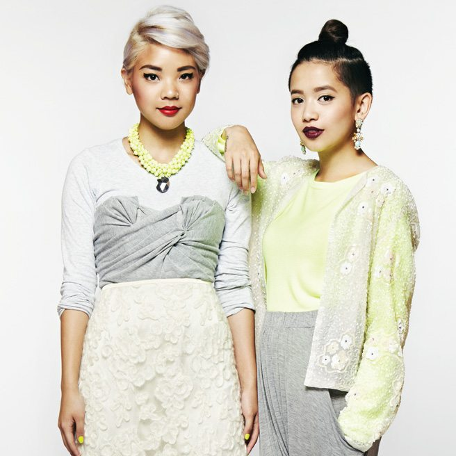 Toronto's Most Stylish 2013: Danielle Roche and Bianca Venerayan