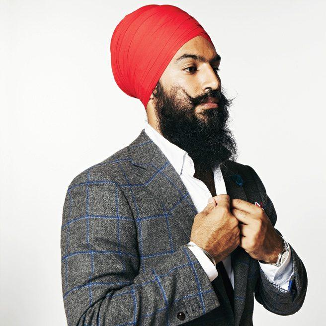 Toronto's Most Stylish 2013: Jagmeet Singh