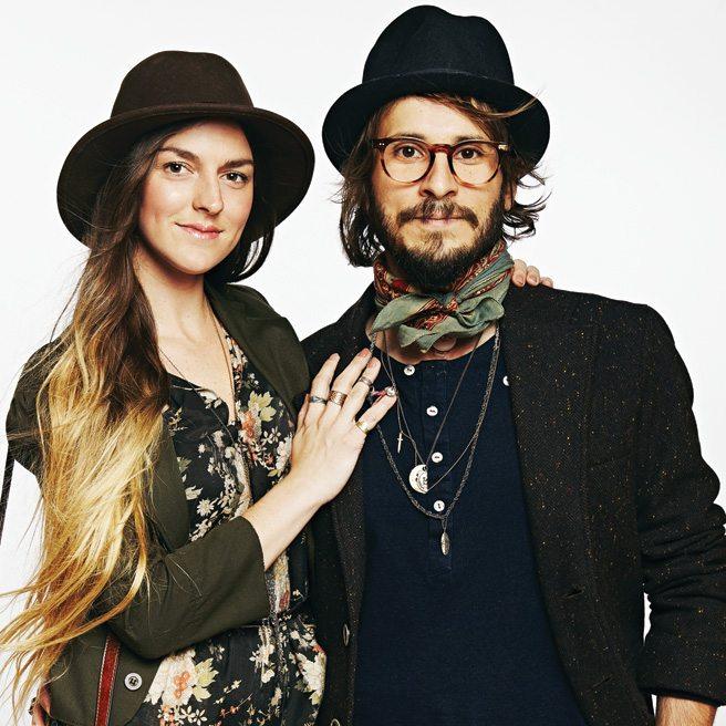 Toronto's Most Stylish 2013: Julia Torjman and Daniel Torjman