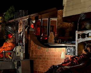 Dear Urban Diplomat: Am I allowed to decorate my house any way I want at Halloween?