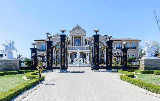 Slideshow 18 photos of the 17 million Vaughan palace