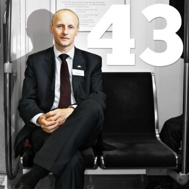 The 50 Most Influential People in Toronto: 43. Andy Byford