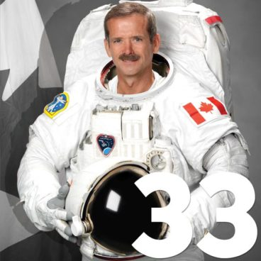 The 50 Most Influential People in Toronto: 33. Chris Hadfield