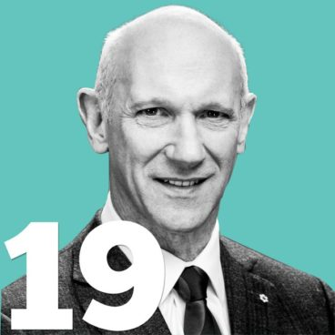 The 50 Most Influential People in Toronto: 19. David Mirvish