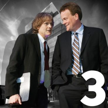 The 50 Most Influential People in Toronto: 3. David and Peter Thompson
