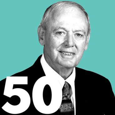 The 50 Most Influential People in Toronto: 50. Doug Holyday