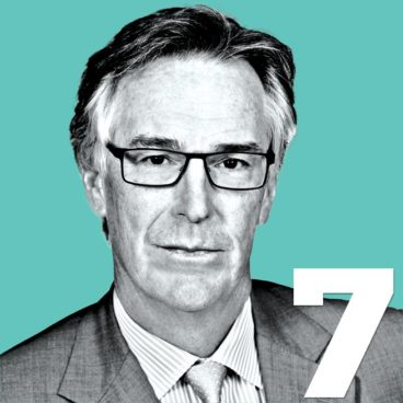 The 50 Most Influential People in Toronto: 7. Gord Nixon