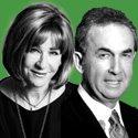 24. Heather Reisman and Gerald Schwartz