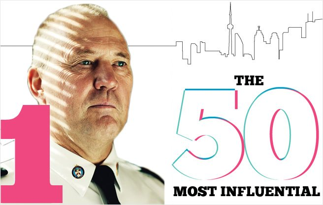 The 50 Most Influential People in Toronto 2013