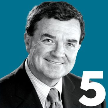 The 50 Most Influential People in Toronto: 5. Jim Flaherty