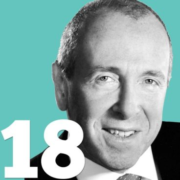 The 50 Most Influential People in Toronto: 18. Larry Tanenbaum