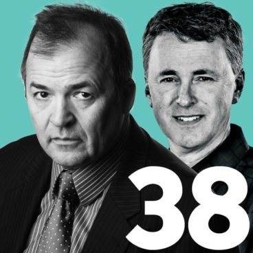 The 50 Most Influential People in Toronto: 38. Michael Cooke and Kevin Donovan