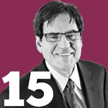 The 50 Most Influential People in Toronto: 15. Michael Nobrega