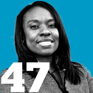The 50 Most Influential People in Toronto: 47. Mitzie Hunter