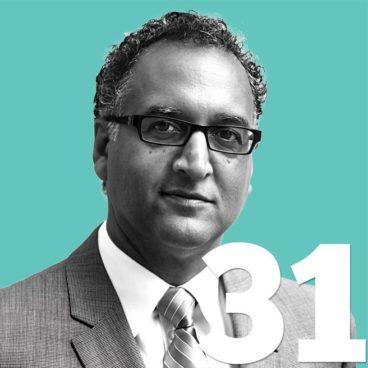 The 50 Most Influential People in Toronto: 31. Rhaul Bhardwaj