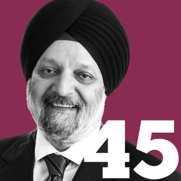 The 50 Most Influential People in Toronto: 45. Sarabjit Marwah