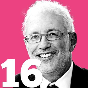The 50 Most Influential People in Toronto: 16. Sheldon Levy