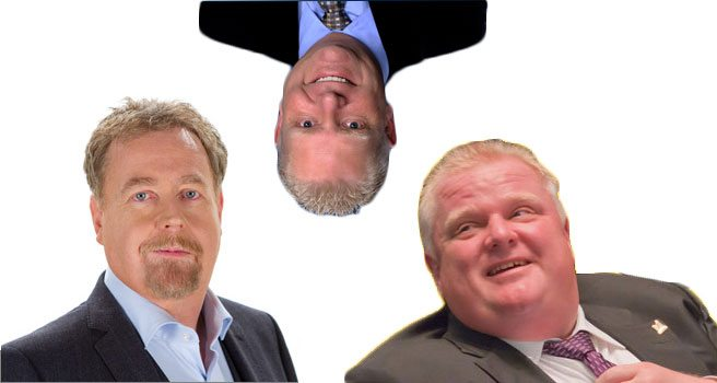 QUOTED: AM640's Bill Carroll on why he doesn't want to talk to Doug or Rob Ford anymore