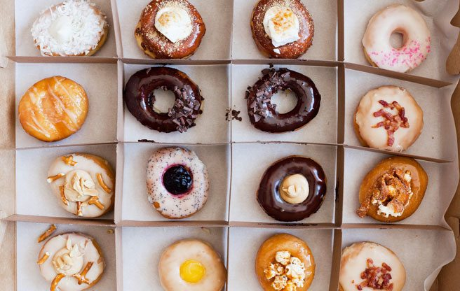 Jelly Modern Doughnuts is opening a mini-store in Pusateri's on Avenue Road