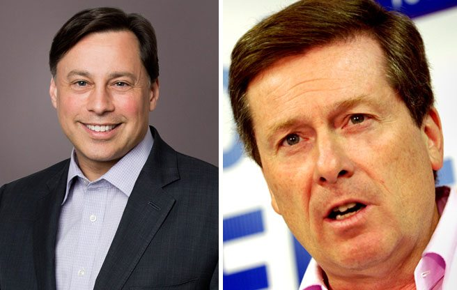 QUOTED: Brad Duguid on laying the groundwork for John Tory's possible mayoral run