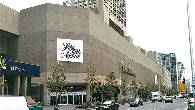 Saks Fifth Avenue is going to replace (and transform) The Bay at Yonge and Bloor