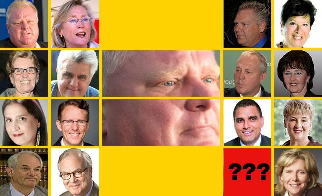 Rob Ford Crack Scandal: 16 amusing, baffling and touching reactions from notables that you need to read