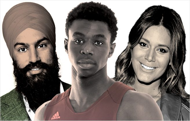 The New Power Set: five young Torontonians on the verge of greatness