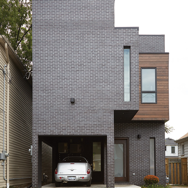 Great Spaces: Take tours of four of Toronto's boldest, boxiest new homes
