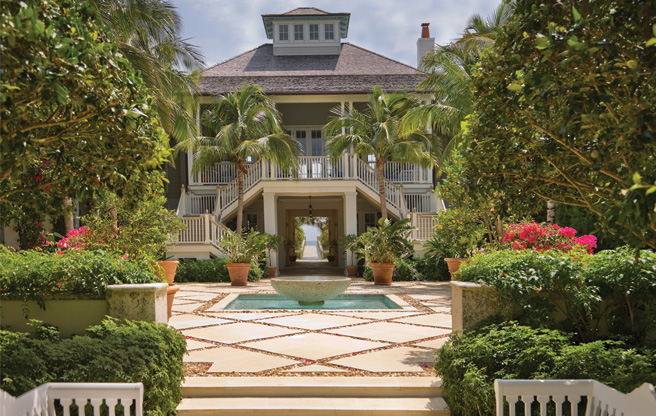 The Plutocrats' Playground: inside Hilary and Halen Weston's exclusive enclave of multimillion-dollar vacation homes
