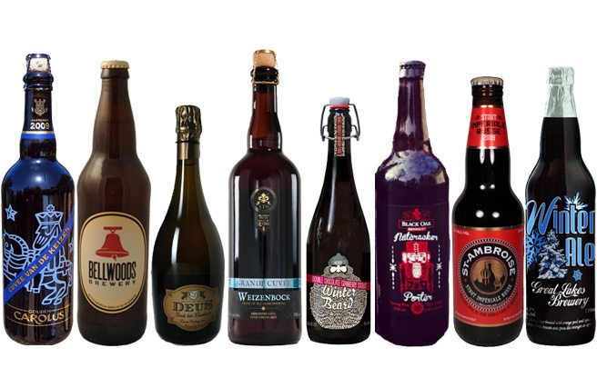 Eight warming winter beers to sample this holiday season