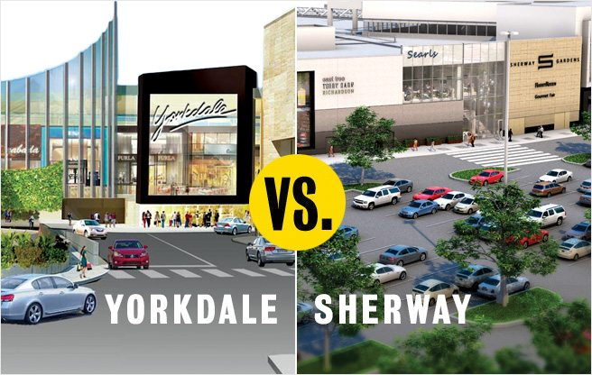 Mall Wars: Yorkdale vs. Sherway: Inside the big-bucks battle for our disposable income