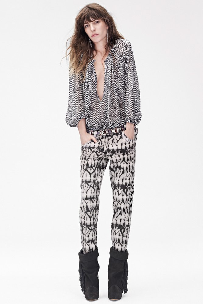 Isabel Marant's entire collection for H&M, which hits stores on November 14