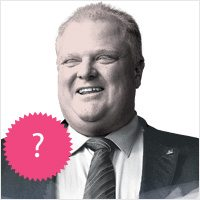 Mayoral Wannabes: Rob Ford