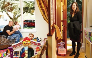 Moms on Top: the rise of power wives, house husbands and the single-income family