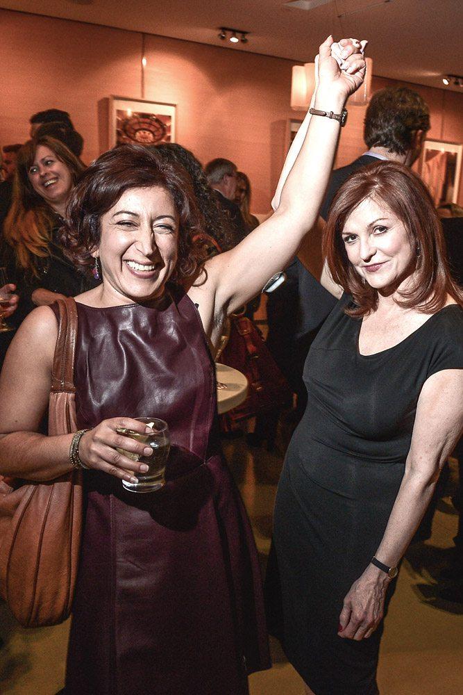 Party Pics: four powerhouse female writers debate the future of men at Friday night's Munk Debate