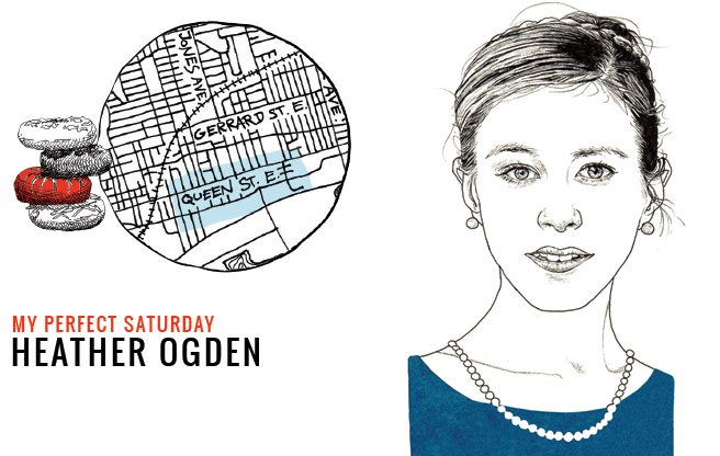 How National Ballet dancer Heather Ogden would spend a perfect Saturday in Leslieville
