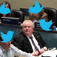 15 witty Twitter reactions to the latest Rob Ford crack video revelations