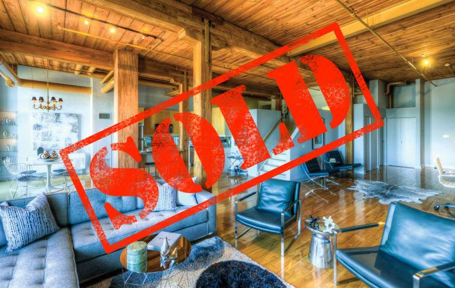 Sold: an industrial loft from a Sarah Polley movie for $785,000