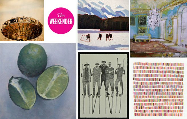 Five things to do in Toronto on the weekend of November 8–10