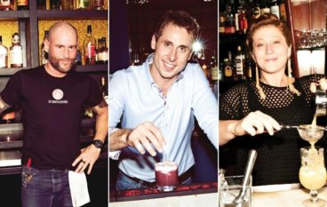 Have Cocktail, Will Travel: three popular bartenders-for-hire who are ready to shake and deliver