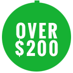 Over $200
