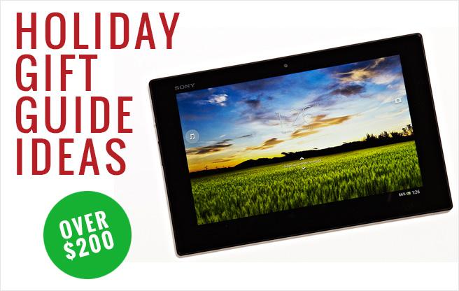 Toronto Christmas Gift Ideas 2013: Over $200