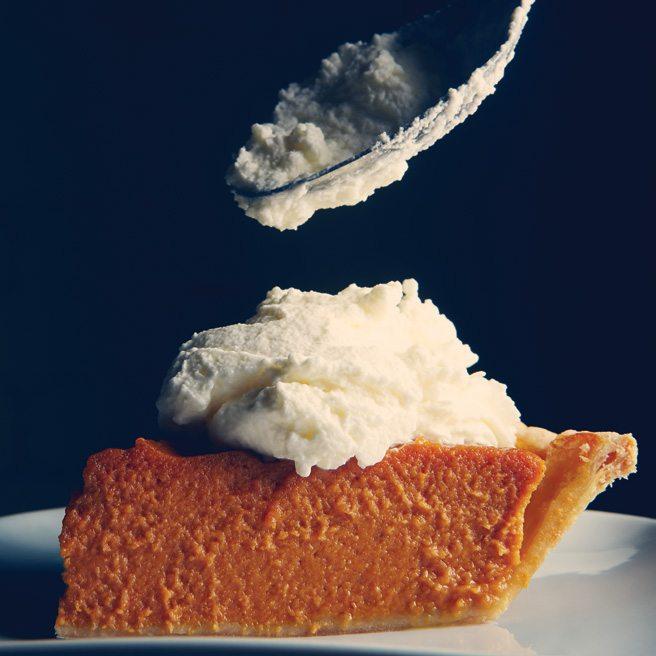 Toronto Life Cookbook 2013: Pumpkin Pie