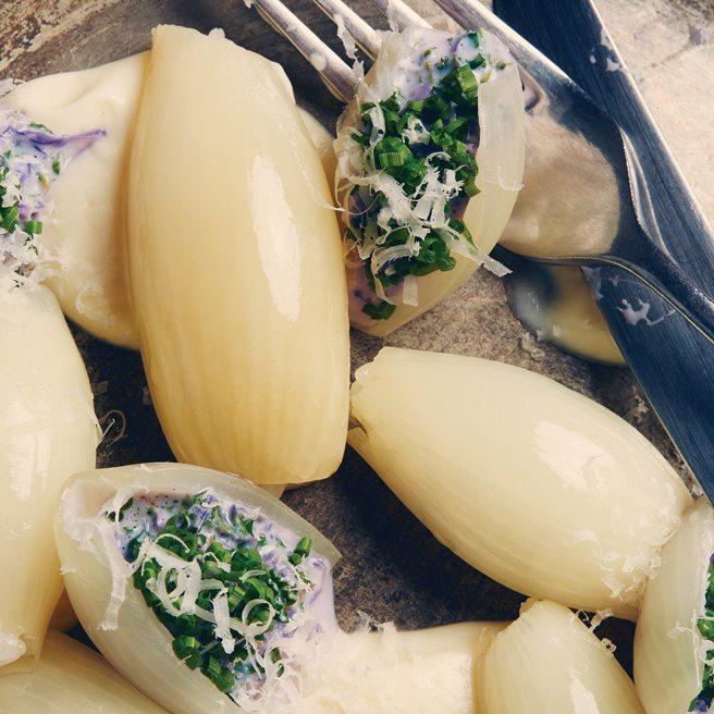 Toronto Life Cookbook 2013 Recipe: Stuffed Onions