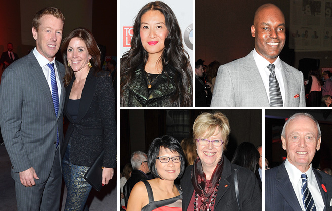 Toronto Life's Most Influential 2013 Party